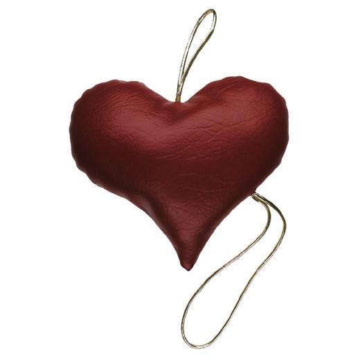 fensterstopper-Herz-Kunstleder
